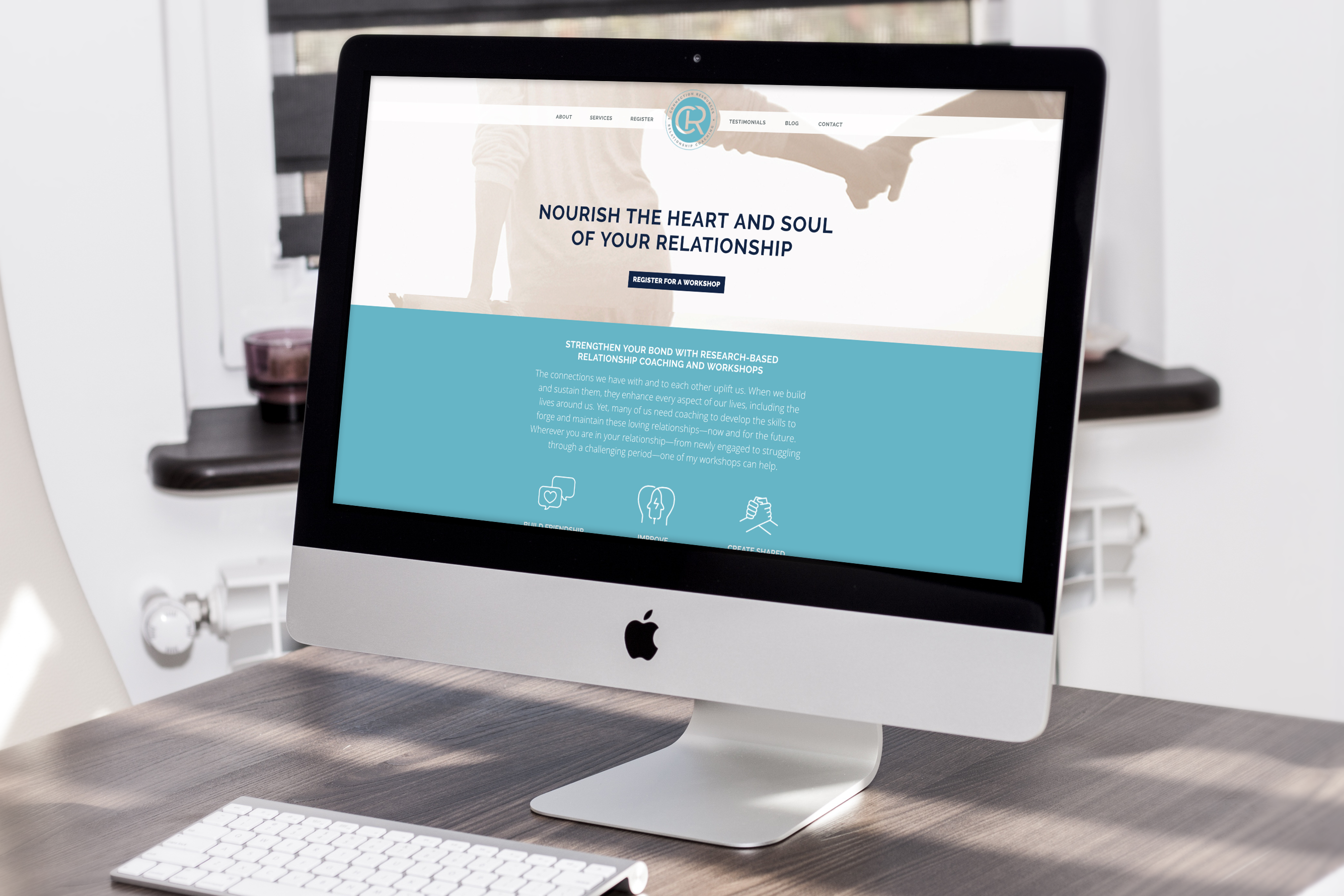 Responsive Custom WordPress Website Design