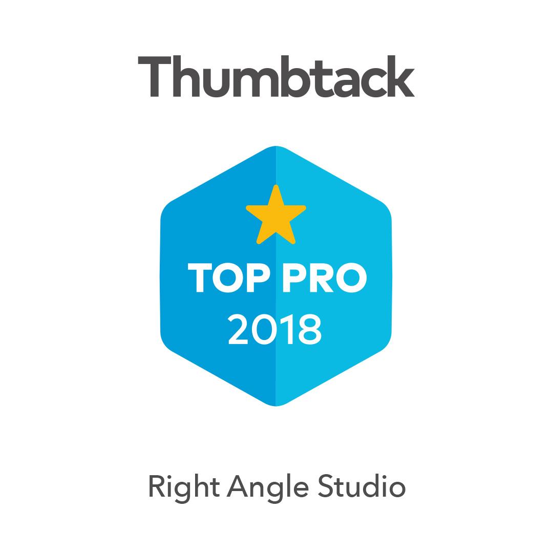 Right Angle Studio Thumbtack Top Pro 2018